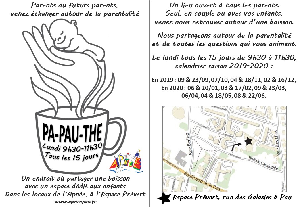 Flyer PaPauThe 2019 2020